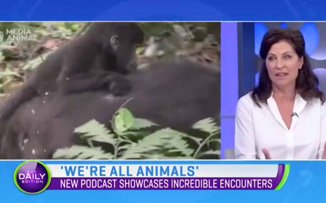 Wildlife warrior Tracey Preston's incredible animal encounters